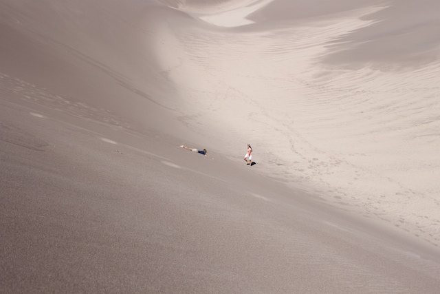 At the Base of Dune