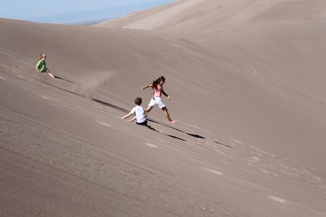 Running the Dunes M2