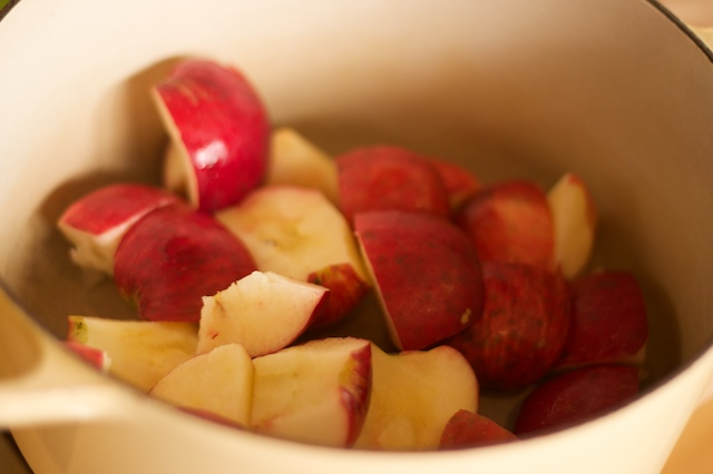 Sauce Pot Apples