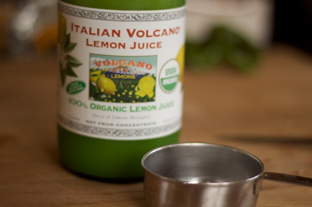 This upscale, organic Lemon Juice still tastes not fresh. Oh Well.