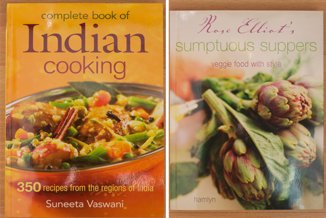 cookbooks Meatless Monday Seven!