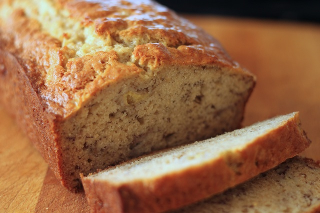 The Best Banana Bread – JenDog