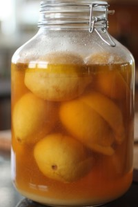 Preserved Lemons? Or Yellow Orbs of Death?