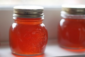 No Added Pectin Apple Rosemary Jelly Update!