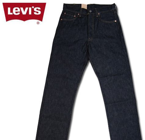 Shrink to Fit Levi 501s