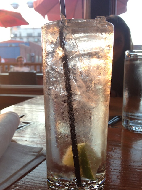 Can you say Vodka Tonic?