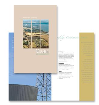 mccain brochure