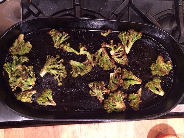 Roasted Cauliflower shrinks