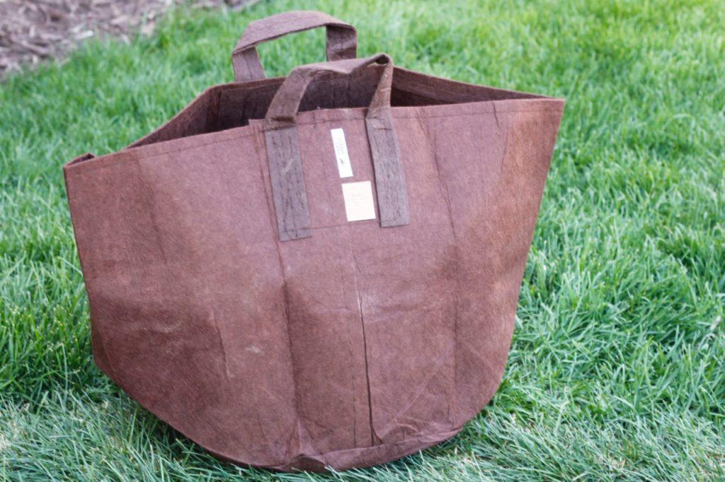 root bag, grow bag
