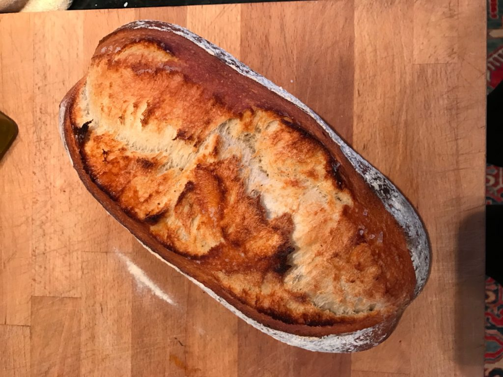 Fast Sourdough Bread Recipe
