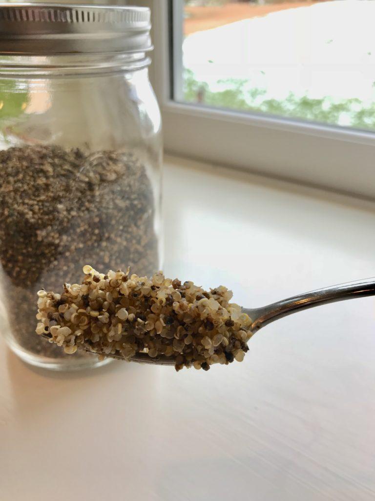 Growing quinoa in Minnesota